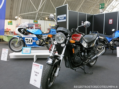 2014-04-13 AutoMotoCollection Novegro Registro Storico Triumph